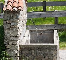 old fountain by spetenfia