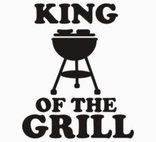 King of the grill by Designzz