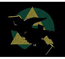 Triforce Art Photographic Print
