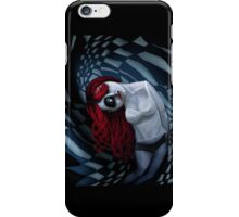 the dark side of my mind hurts iPhone Case/Skin