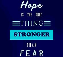 Hope & Fear - Collins Quote HG by Mellark90