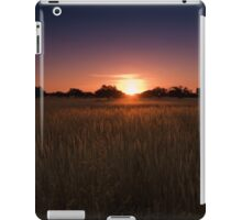 Colourful Kalahari Sunsets iPad Case/Skin