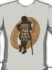 Home Is Now Behind You T-Shirt