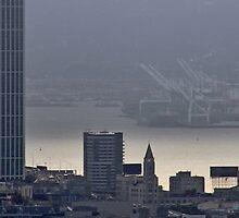 7 AM in San Francisco by David Denny