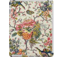 Indian model (w/c on paper) iPad Case/Skin