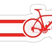 Bike Stripes Austria v2 Sticker