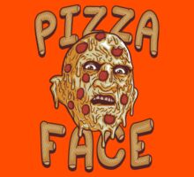Pizza Face by samRAW08