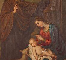 Flight into Egypt, St. Malachy Church, North Philadelphia by PhillyChurches