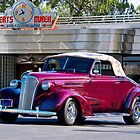 1937 Chevrolet Convertible Coupe by DaveKoontz