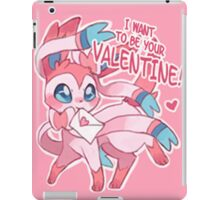 Sylveon Love iPad Case/Skin