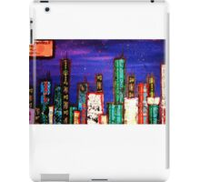 meanwhile in the city iPad Case/Skin
