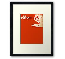 Sona - The Support Framed Print