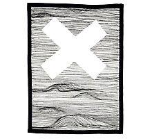 X Photographic Print