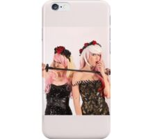 Anime Girls iPhone Case/Skin