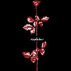 Depeche Mode : Violator Paint LP by Luc Lambert