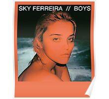 Sky Ferreira Poster
