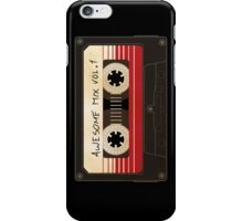 Guardians of the Galaxy - Awesome Mix iPhone Case/Skin