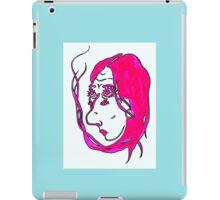 Seeping Into Oblivion iPad Case/Skin