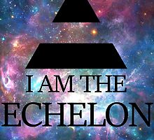 I AM THE ECHELON GALAXY by SamEchelon