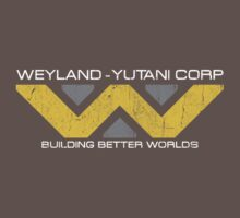 Weyland Yutani by Indestructibbo