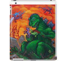 My Little Kaiju iPad Case/Skin