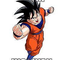 Goku Train Insaiyan 3 by ssgoshin4