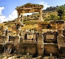 The Fountain Of Trajan Ephesus Turkey by ✿✿ Bonita ✿✿ ђєℓℓσ