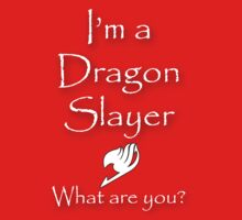 Are you a Dragon Slayer? Kids Clothes