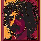 FRANK ZAPPA by Larry Butterworth