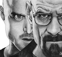 Breaking Bad (Chemical Corruption) by gsinghb