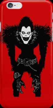 Ryuk by loogyhead