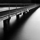 Jetty at Rippleside by Mick Kupresanin