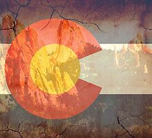 Garden of the Gods CO flag by emilycl88