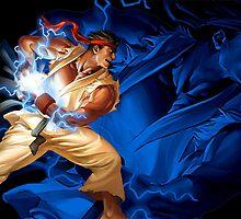 Street Fighter - Ryu by Kickmes0n