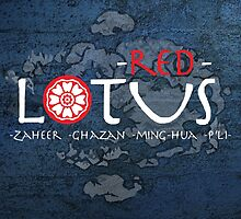 the red lotus by carlson123