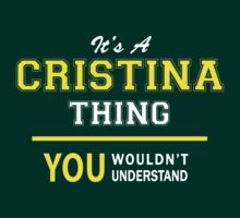It's A CRISTINA thing, you wouldn't understand !! by satro