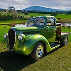 Ford Barrel Nose Pickup by Keith Hawley
