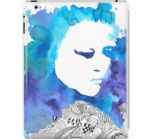 Dreaming Blue  iPad Case/Skin