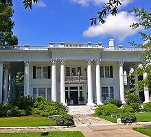 Shorter Mansion by RickDavis