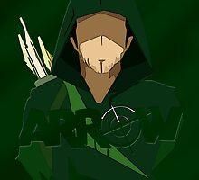 Arrow Super Hero - TV Serie by Mellark90