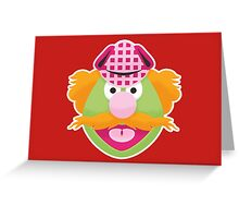 Sherlock Hemlock - The world's greatest detective is here! Greeting Card