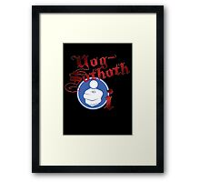 Yog-Sothoth (Crazy) I Framed Print