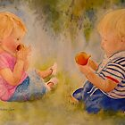 First picnic by Beatrice Cloake