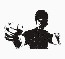 Bruce Lee Fist by Isscha007