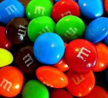 M&M's by Susan S. Kline