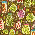 Autumn pickled vegetables by kostolom3000