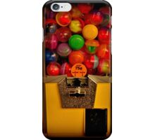 Gumball Machine Yellow - Series - Iconic New York City iPhone Case/Skin