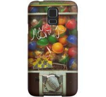 Gumball Machine Series - with Graffiti Burst - Iconic New York City Samsung Galaxy Case/Skin