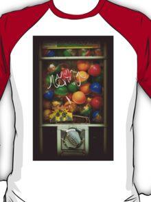 Gumball Machine Series - with Graffiti Burst - Iconic New York City T-Shirt