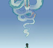 Spirited Away by lolliegag